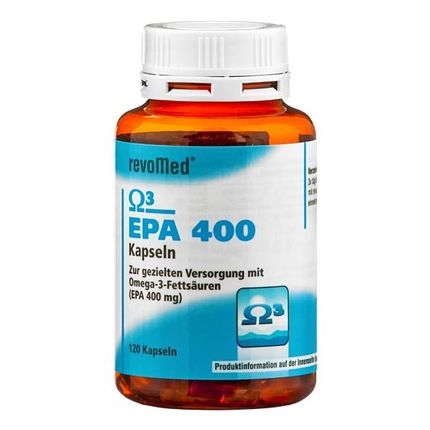 revoMed EPA 400 mg Kapseln