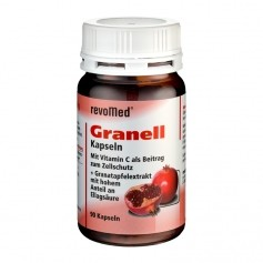 revoMed Granell with Pomegranate Seed Extract Capsules