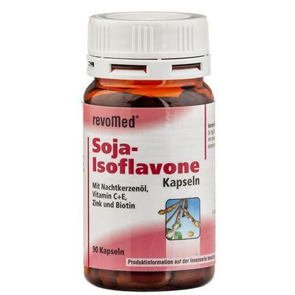 revoMed, Gélules d'isoflavones de soja