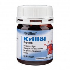 Ascopharm Krillöl, Kapseln
