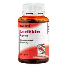 revoMed, Gélules de lécithine