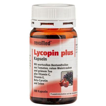 revoMed, Gélules de lycopène Plus