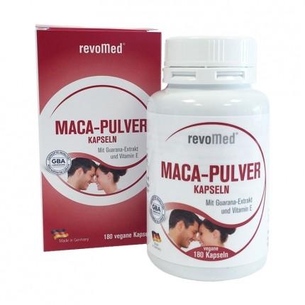 revoMed Maca Powder Capsules