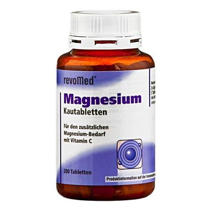 revoMed Magnesium Chewable Tablets