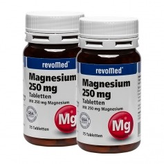 2 x revoMed Magnesium 250 mg Tabletten
