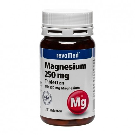 revoMed Magnesium 250 mg Tabletten