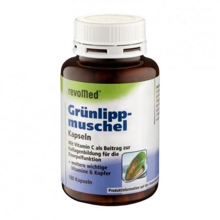 Gélules de vitamines au concentré de moule par revoMed