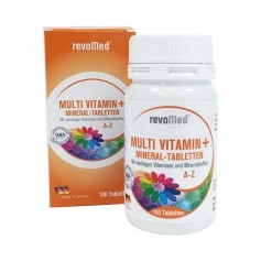 revoMed MultiMineral, Tabletten