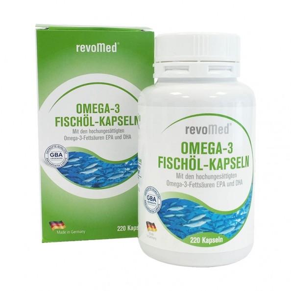 revomed omega 3 fisch l kapseln hier bei nu3. Black Bedroom Furniture Sets. Home Design Ideas