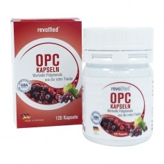 revoMed OPC Capsules with Polyphenolic