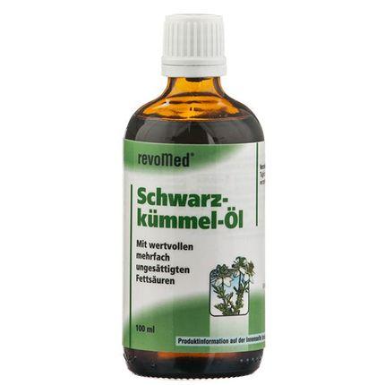 revoMed Schwarzkümmel-Öl (100 ml)
