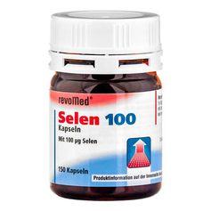 revoMed selenium 100 µg Capsules