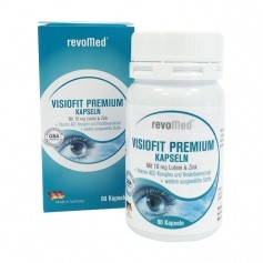 revoMed, Gélules vision premium