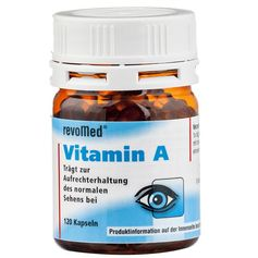 revoMed Vitamin A, kapslar