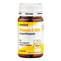 revoMed Vitamin C 300, långtidsverkande kapslar
