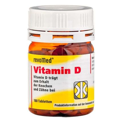 revoMed Vitamin D, Tabletten