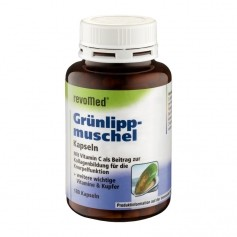 revoMed Vitaminkapslar med musselkoncentrat