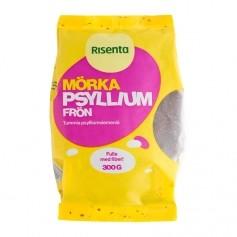 Risenta Psyllium franskt mörkt 300g