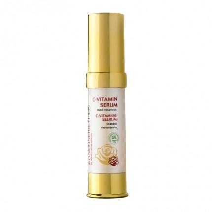 Rosenserien C-vitaminserum med rosenrot