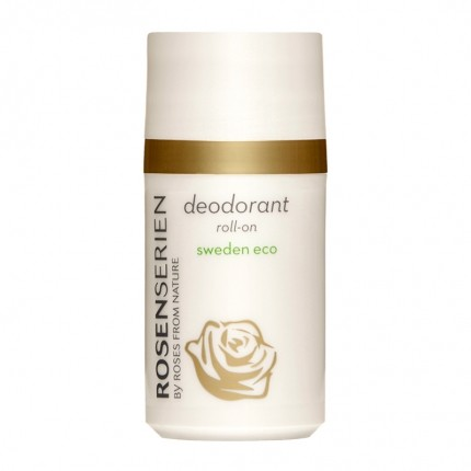Rosenserien deodorant roll-on ros