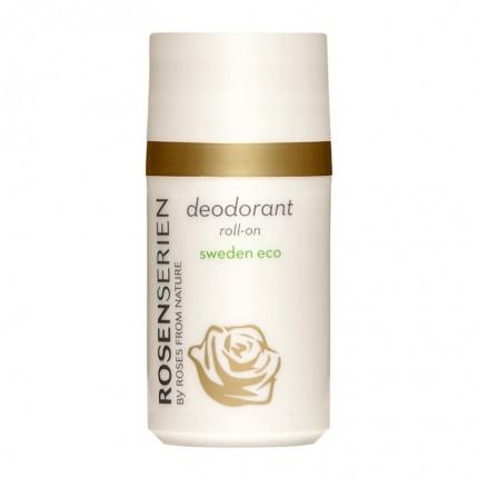 Rosenserien deodorant roll-on ros
