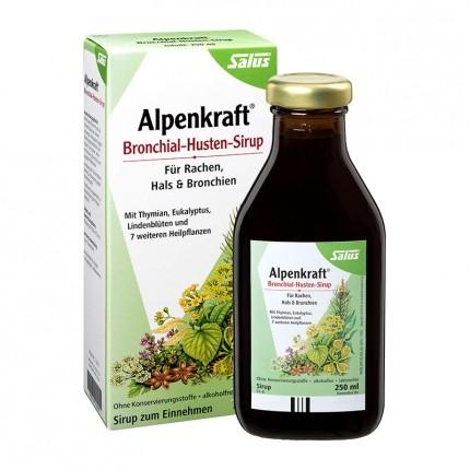 Salus Alpenkraft Bronchial-Husten-Sirup (250 ml)
