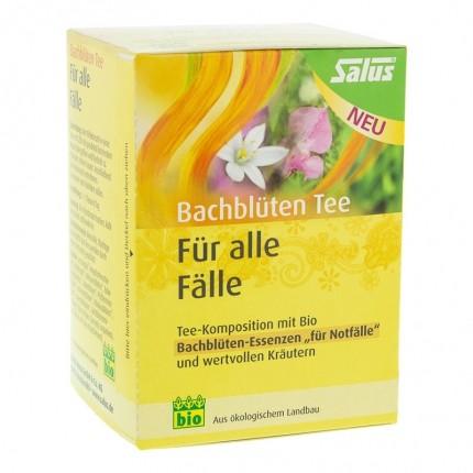 Salus Bio Bachblüten Tee Für alle Fälle