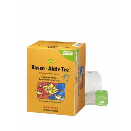 Salus Bio Basen-Aktiv Tee Nr. 1, Filterbeutel