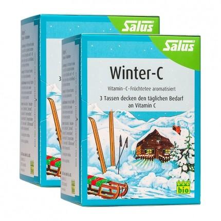 Salus Bio Winter-C Vitamin C-Früchtetee
