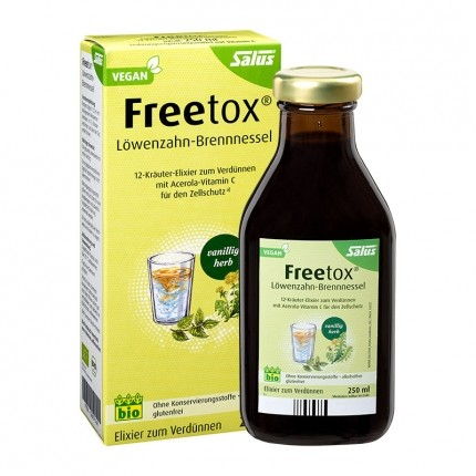 Salus Detox-Bio-Kräuter-Elixier