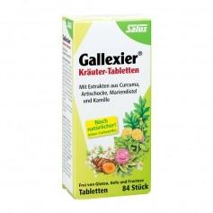 Salus Gallexier Kräuter-Tabletten