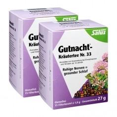 Salus Gutnacht-Kräutertee Nr. 33