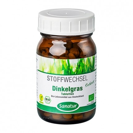 Sanatur Dinkel Grass Tablets