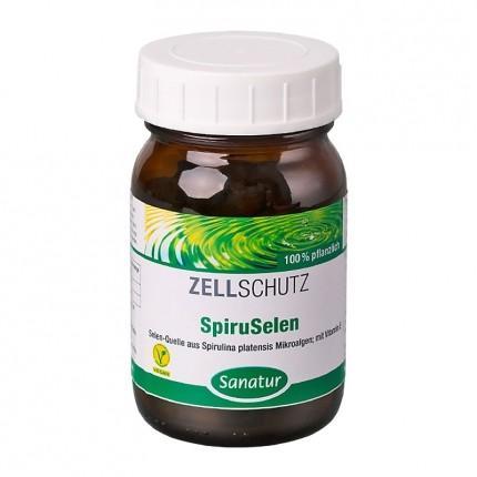 Sanatur SpiruSelen (250 Tabletten)