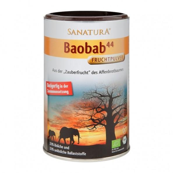 sanatura baobab 44 fruchtpulver bio 150 g bei nu3. Black Bedroom Furniture Sets. Home Design Ideas