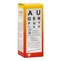Sangraal Augenfutter (Eye Food) Liquid