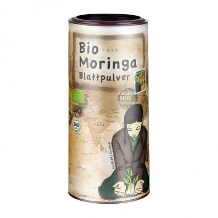 Sanleaf Organic Moringa Leaf Powder