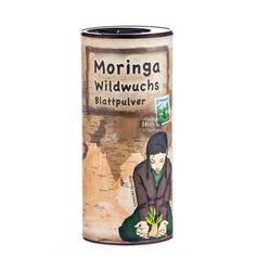 Sanleaf Wild Growth Moringa Leaf Powder