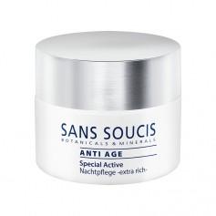 SANS SOUCIS Anti Age Special Active Nachtpflege extra rich