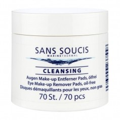 SANS SOUCIS Eye Make up Remover Pads
