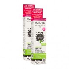 Santé Dental med Zahncreme Vitamin B12 Doppelpack