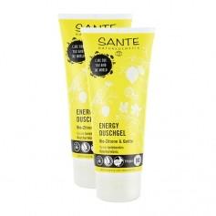 SANTE Energy Duschgel, Zitrone-Quitte