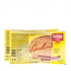 2 x Schär Landbrot -gluteeniton maalaisleipä