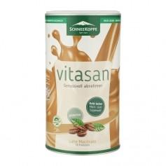 Schneekoppe VITAsan Mahlzeitenersatz Slim Latte Macchiato, Pulver