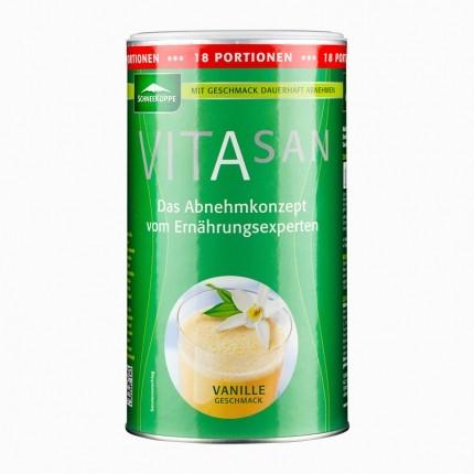 Schneekoppe VITAsan Mahlzeitenersatz Slim Vanille, Pulver