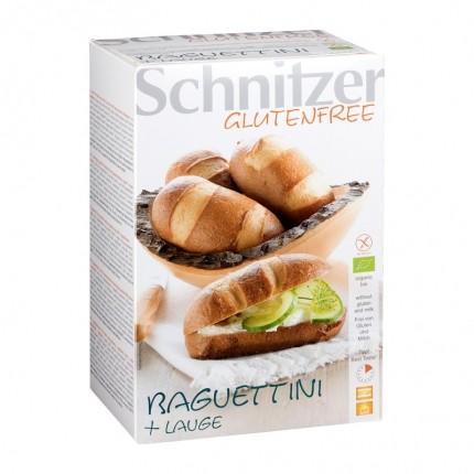 2 x Schnitzer Laugen Bio-Baguettini