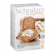 Schnitzer Schwarzwaldbrot Black Forest+Teff, glutenfrei