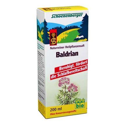 Schoenenberger Bio Baldrian, Saft