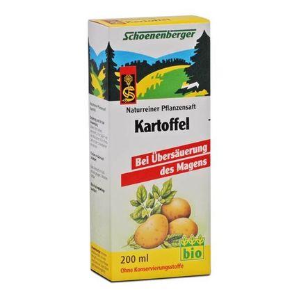 Schoenenberger Bio Kartoffel, Saft