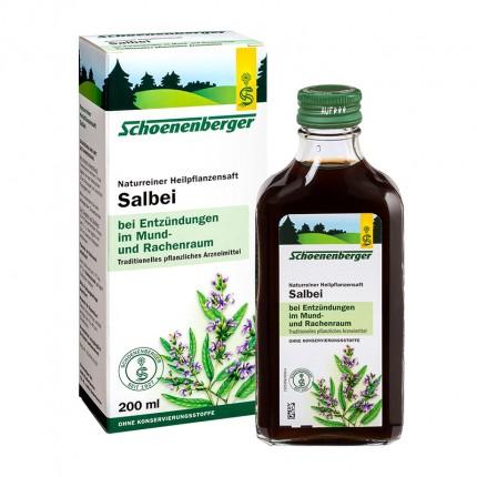 Schoenenberger Bio Salbei, Saft